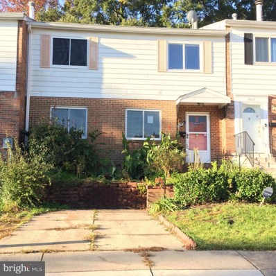 7609 Woodruff Court, Laurel, MD 20707 - #: MDPG100526