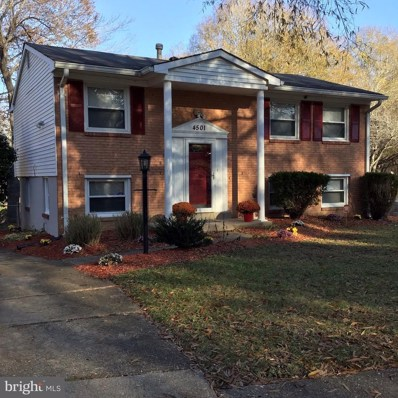 4501 Bishopmill Circle, Upper Marlboro, MD 20772 - MLS#: MDPG100564