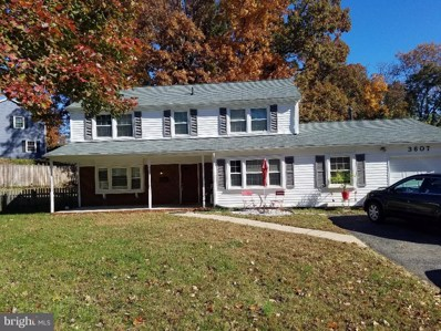 3607 Violetwood Place, Bowie, MD 20715 - MLS#: MDPG100764