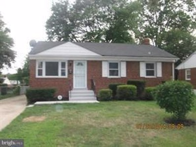 128 69TH Street, Capitol Heights, MD 20743 - MLS#: MDPG100944