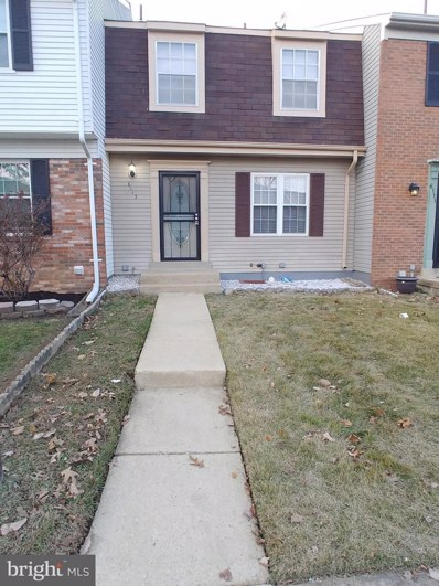 6113 N Hil Mar Circle, District Heights, MD 20747 - #: MDPG102500