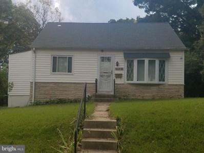7727 Frederick Road, Hyattsville, MD 20784 - #: MDPG116574