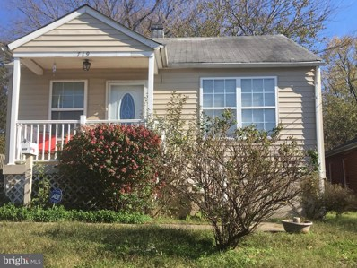 719 58TH Avenue, Fairmount Heights, MD 20743 - #: MDPG127566
