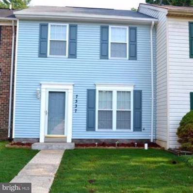 7337 Shady Glen Terrace, Capitol Heights, MD 20743 - #: MDPG127858