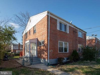 7602 W Park Drive, Hyattsville, MD 20783 - #: MDPG184650