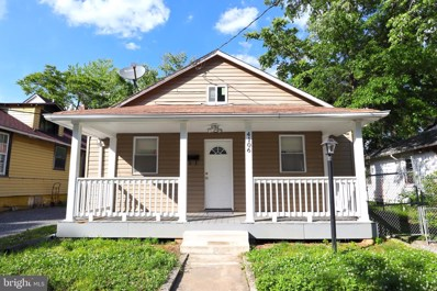 4106 Byers Street, Capitol Heights, MD 20743 - #: MDPG2000310