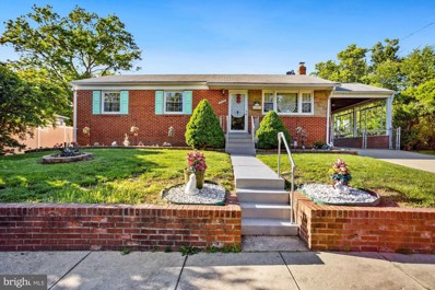 6606 Nyack Place, District Heights, MD 20747 - #: MDPG2000356