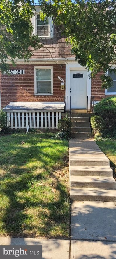 3857 28TH Avenue UNIT 38, Temple Hills, MD 20748 - #: MDPG2000399