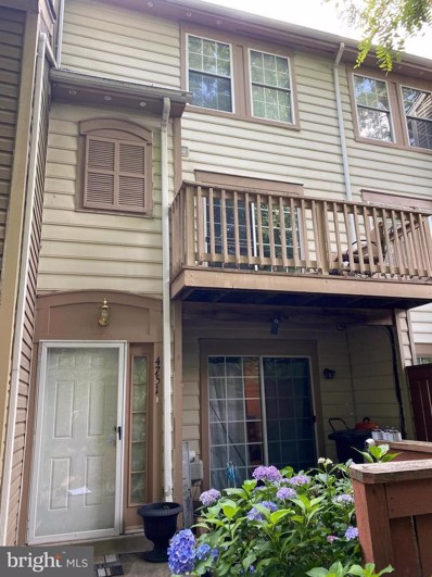 4751 River Valley Way UNIT 62, Bowie, MD 20720 - #: MDPG2001076