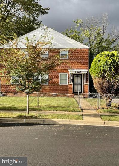 4665 Kendrick Road, Suitland, MD 20746 - #: MDPG2001233
