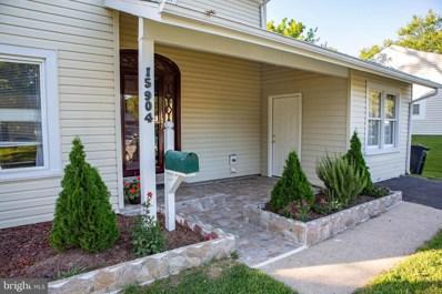 15904 Peach Walker Drive, Bowie, MD 20716 - #: MDPG2001336