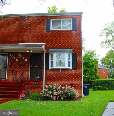 4013 24TH Place, Temple Hills, MD 20748 - #: MDPG2001780
