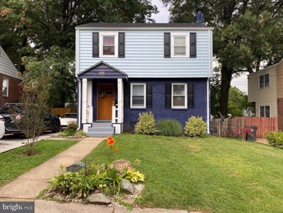 9727 51ST Place, College Park, MD 20740 - #: MDPG2002334