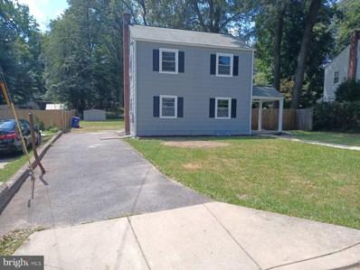 4715 Muskogee Street, College Park, MD 20740 - #: MDPG2002456