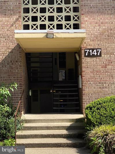 7147 Donnell Place UNIT D, District Heights, MD 20747 - #: MDPG2003460