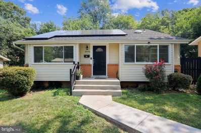 6906 Valley Park Road, Capitol Heights, MD 20743 - MLS#: MDPG2004078