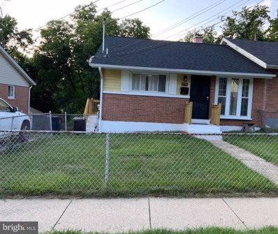 2716 Afton Street, Temple Hills, MD 20748 - #: MDPG2004120
