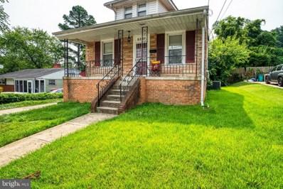 6201 Drylog Street, Capitol Heights, MD 20743 - #: MDPG2004664