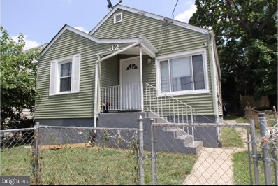 412 Suffolk Avenue, Capitol Heights, MD 20743 - #: MDPG2005234