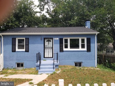 4838 Gunther Street, Capitol Heights, MD 20743 - #: MDPG2005374