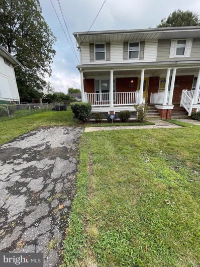 7243 Hylton Street, Capitol Heights, MD 20743 - #: MDPG2006536