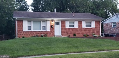 7115 Giddings Drive, Capitol Heights, MD 20743 - #: MDPG2006998