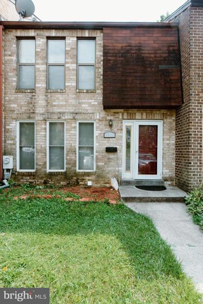 6911 Cipriano Woods Court, Lanham, MD 20706 - #: MDPG2007132