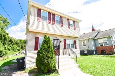 219 Maryland Park Drive, Capitol Heights, MD 20743 - #: MDPG2008220