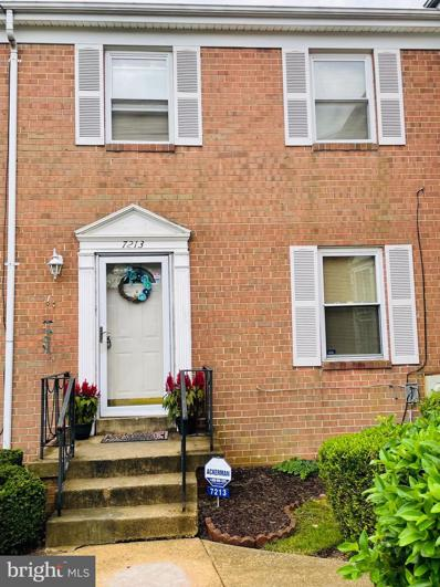 7213 Cross Street, District Heights, MD 20747 - #: MDPG2008528
