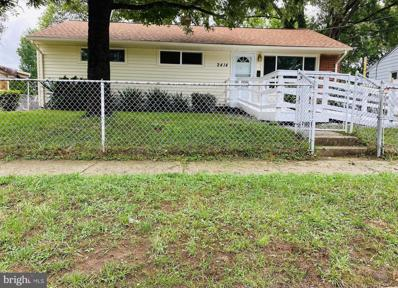 2414 Kirtland Avenue, District Heights, MD 20747 - #: MDPG2008888