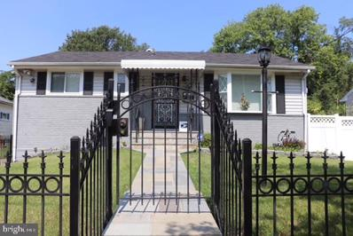 2319 Roslyn Avenue, District Heights, MD 20747 - #: MDPG2009062
