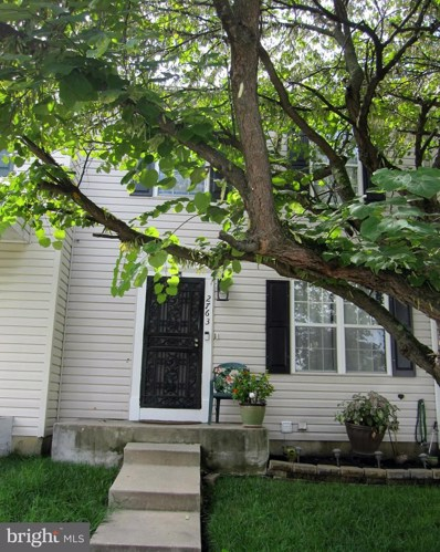 2763 Sweetwater Court, District Heights, MD 20747 - #: MDPG2009512