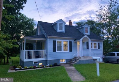 5511 Fisher Drive, Temple Hills, MD 20748 - #: MDPG2010824