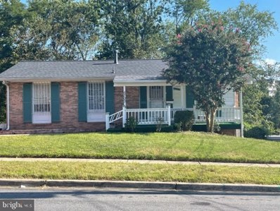 6703 Calmos Street, Capitol Heights, MD 20743 - #: MDPG2011310