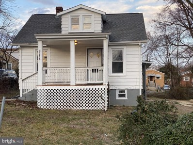 4306 Byers Street, Capitol Heights, MD 20743 - #: MDPG2011852