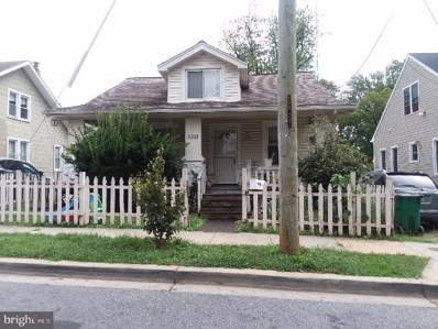 3703 Quincy Street, Brentwood, MD 20722 - #: MDPG2011876