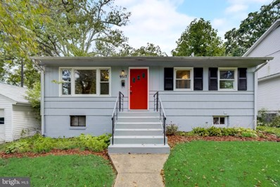 9517 50TH Place, College Park, MD 20740 - #: MDPG2012274