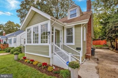 3913 Oliver Street, Hyattsville, MD 20782 - #: MDPG2012396