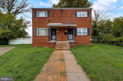 4001 24TH Place, Temple Hills, MD 20748 - #: MDPG2012486