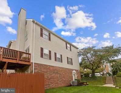14921 Cherrywood Drive UNIT 4C, Laurel, MD 20707 - #: MDPG2013420