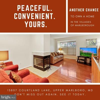 13807 Courtland Lane, Upper Marlboro, MD 20772 - #: MDPG2014060