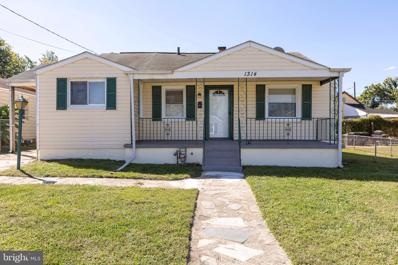 1314 Nome Street, Capitol Heights, MD 20743 - #: MDPG2014440