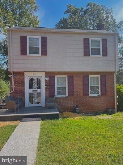 9603 49TH Place, College Park, MD 20740 - #: MDPG2014464