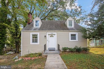 1206 Mentor Avenue, Capitol Heights, MD 20743 - #: MDPG2014660
