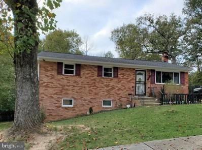 8713 Oakdale Street, Fort Washington, MD 20744 - #: MDPG2015240