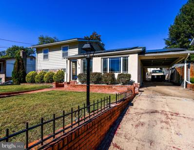 6702 Calmos Street, Capitol Heights, MD 20743 - #: MDPG2015456