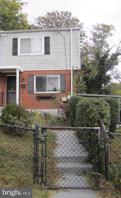 4601 Brookfield Drive, Suitland, MD 20746 - #: MDPG2016020