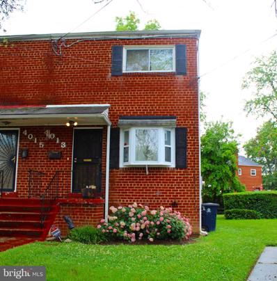 4013 24TH Place, Temple Hills, MD 20748 - #: MDPG2016040