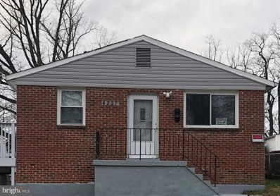 4237 Rail Street, Capitol Heights, MD 20743 - #: MDPG203216
