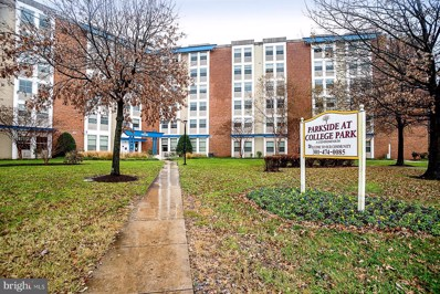 8125 48TH Avenue UNIT 406A, College Park, MD 20740 - MLS#: MDPG203666